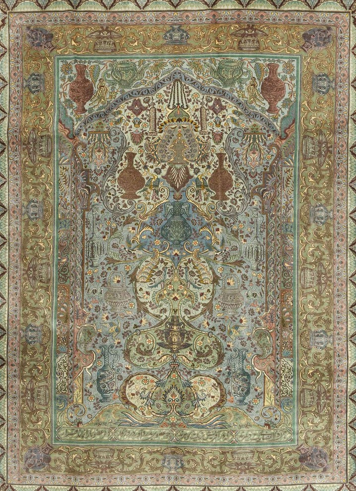 Traditional 4780 Area Rug, 2'0