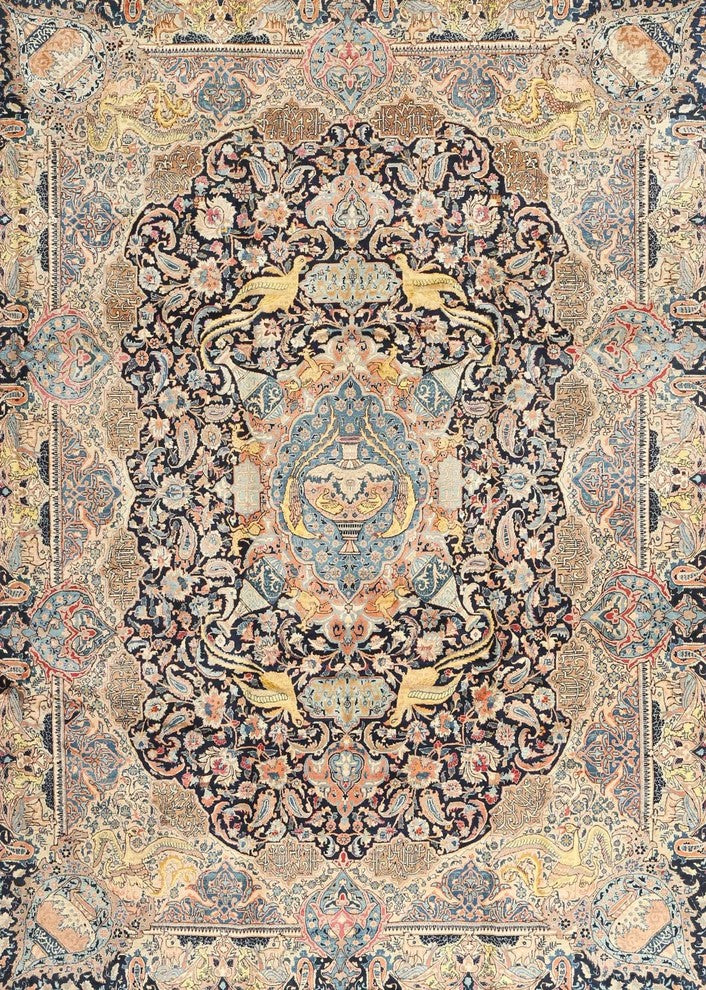 Traditional 4095 Area Rug, 2'0