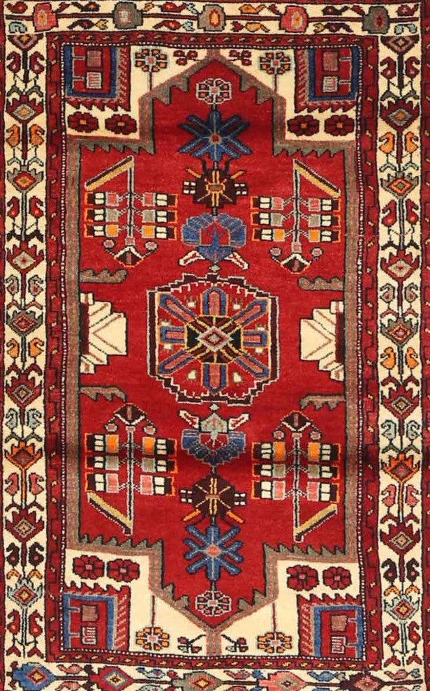 Traditional 4472 Area Rug, 2'0