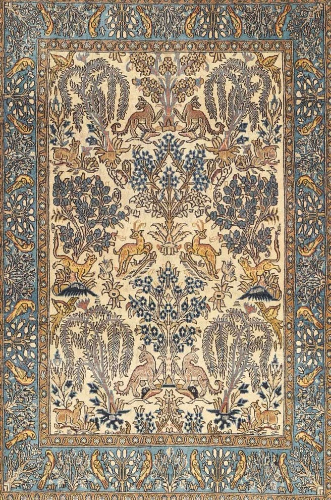 Traditional 4232 Area Rug, 2'0