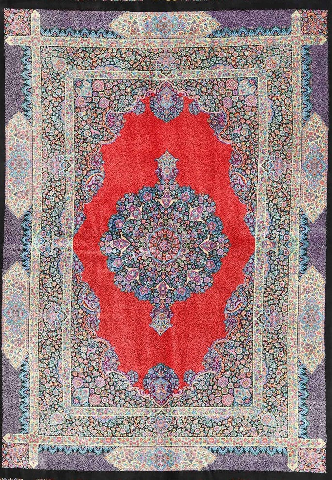 Traditional 4818 Area Rug, 2'0