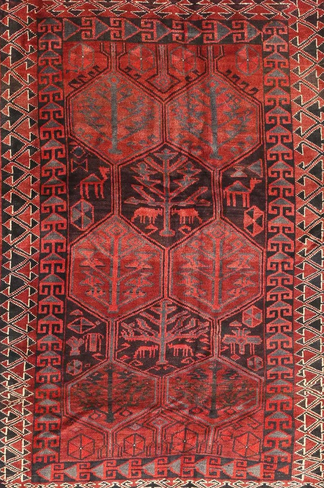 Traditional 4198 Area Rug, 2'0