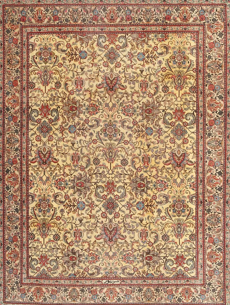 Traditional 4433 Area Rug, 2'0