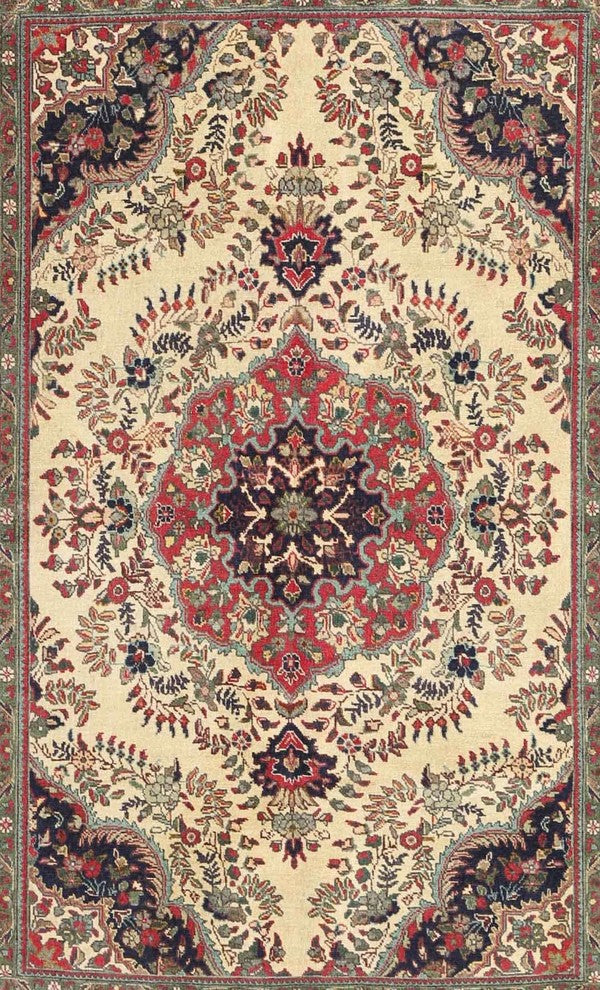 Traditional 4425 Area Rug, 2'0