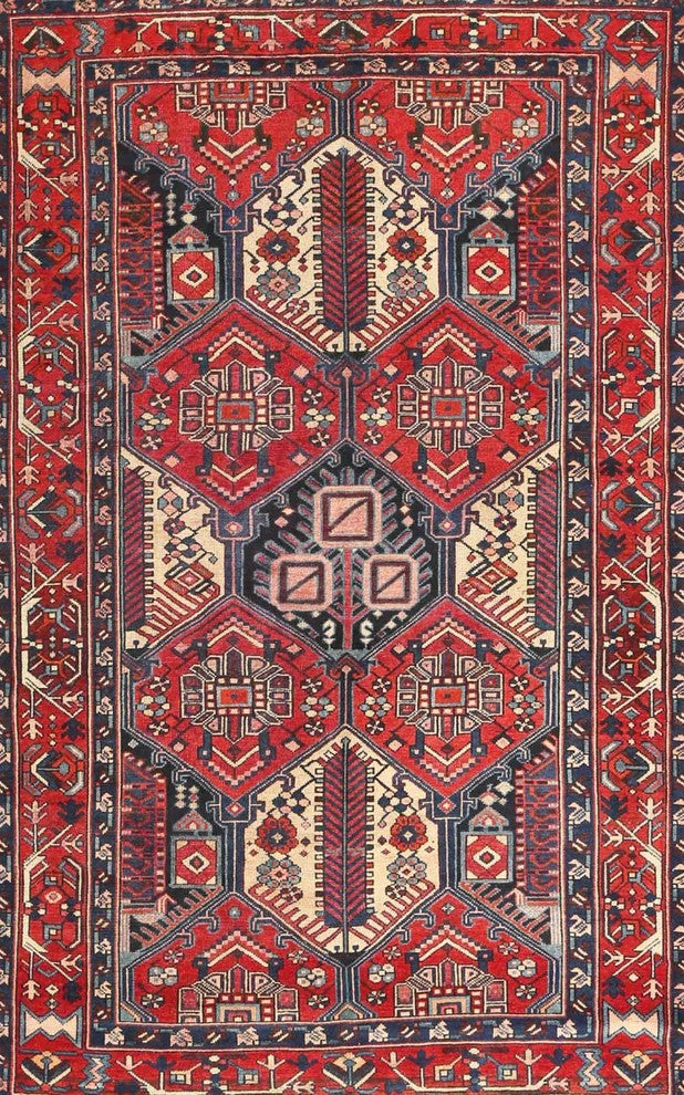 Traditional 4117 Area Rug, 2'0