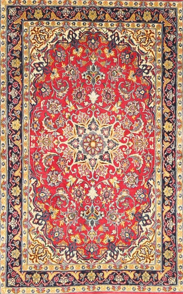 Traditional 4752 Area Rug, 2'0