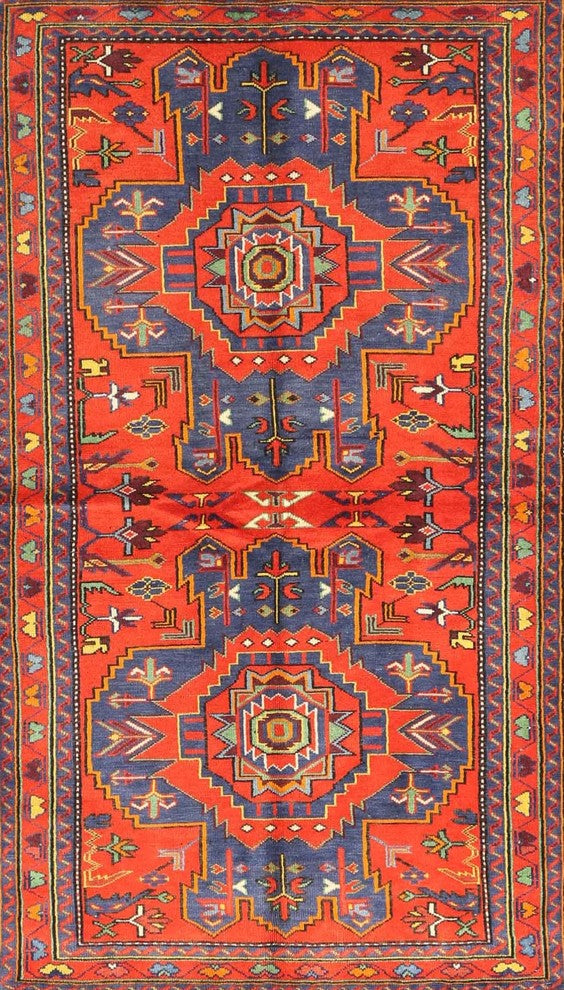 Traditional 4602 Area Rug, 2'0