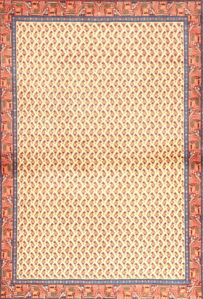Traditional 3957 Area Rug, 2'0