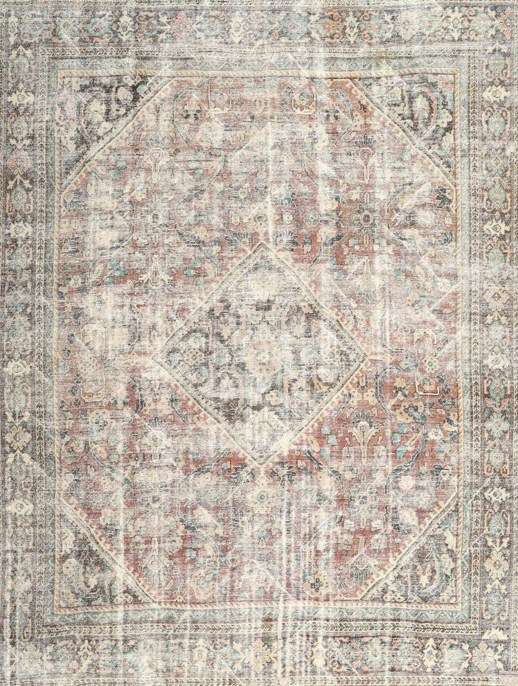 Traditional 4140 Area Rug, 2'0
