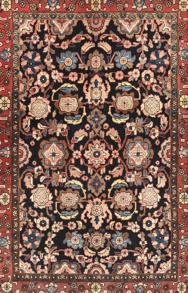 Traditional 4224 Area Rug, 2'0