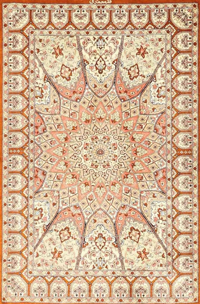 Traditional 4765 Area Rug, 2'0