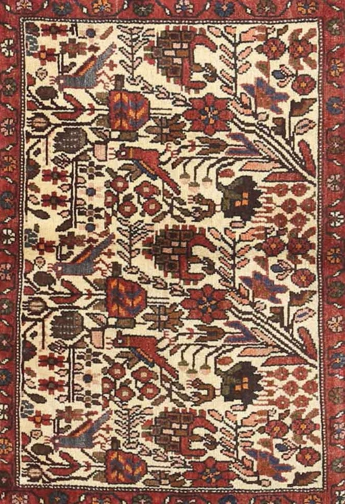 Traditional 4367 Area Rug, 2'0