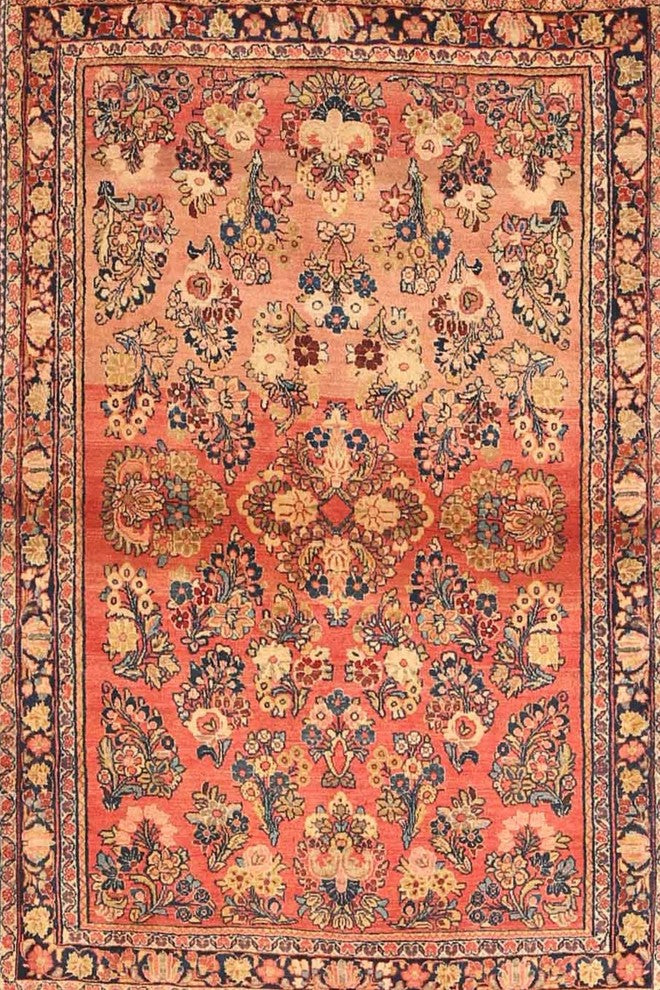 Traditional 4717 Area Rug, 2'0