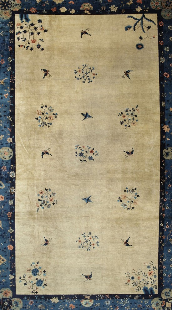 Traditional 94 Area Rug, 5'0