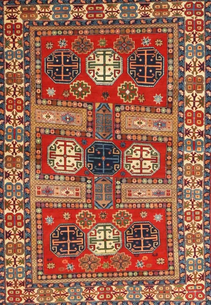 Traditional 4703 Area Rug, 2'0