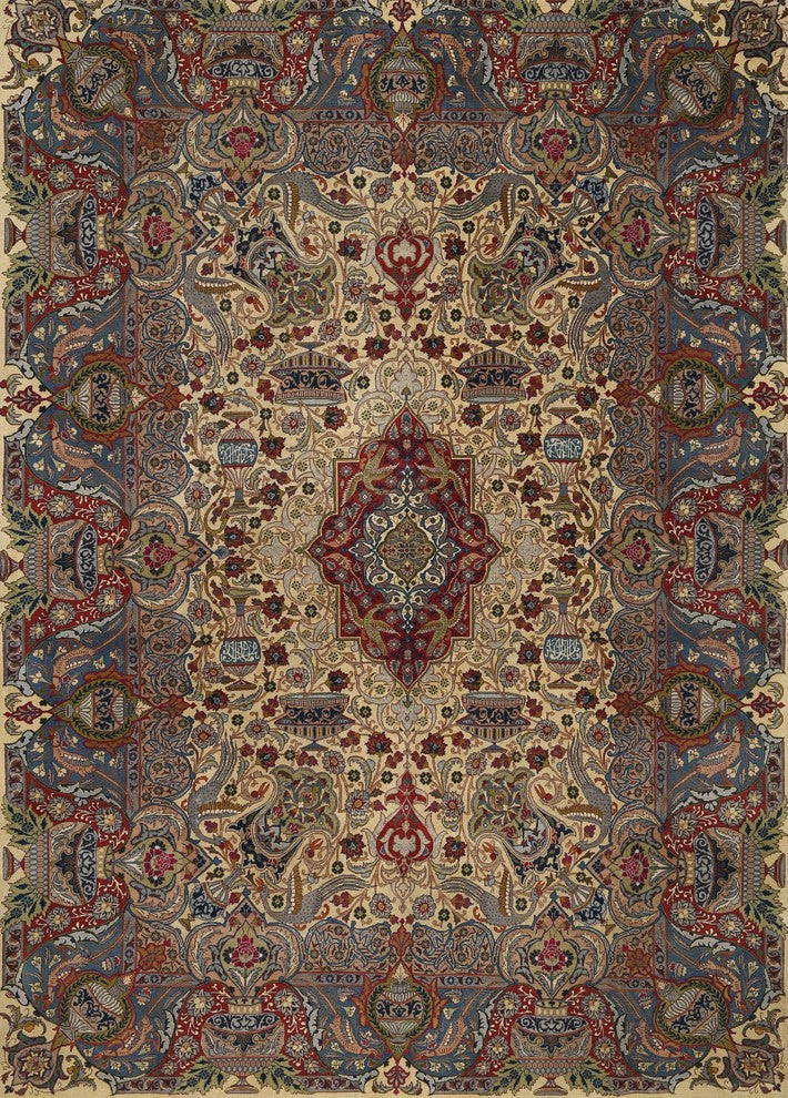 Traditional 427 Area Rug, 5'0