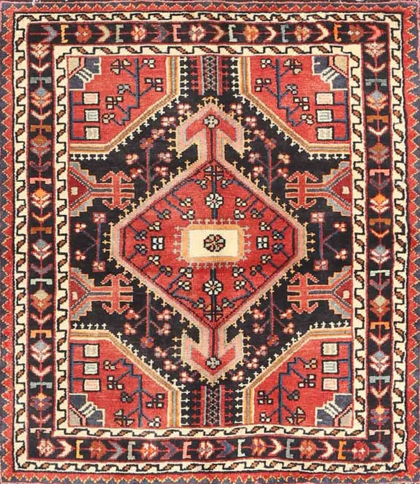 Traditional 4368 Area Rug, 2'0