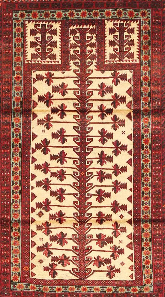 Traditional 4033 Area Rug, 2'0
