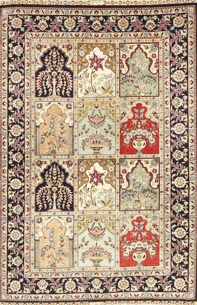 Traditional 4799 Area Rug, 2'0