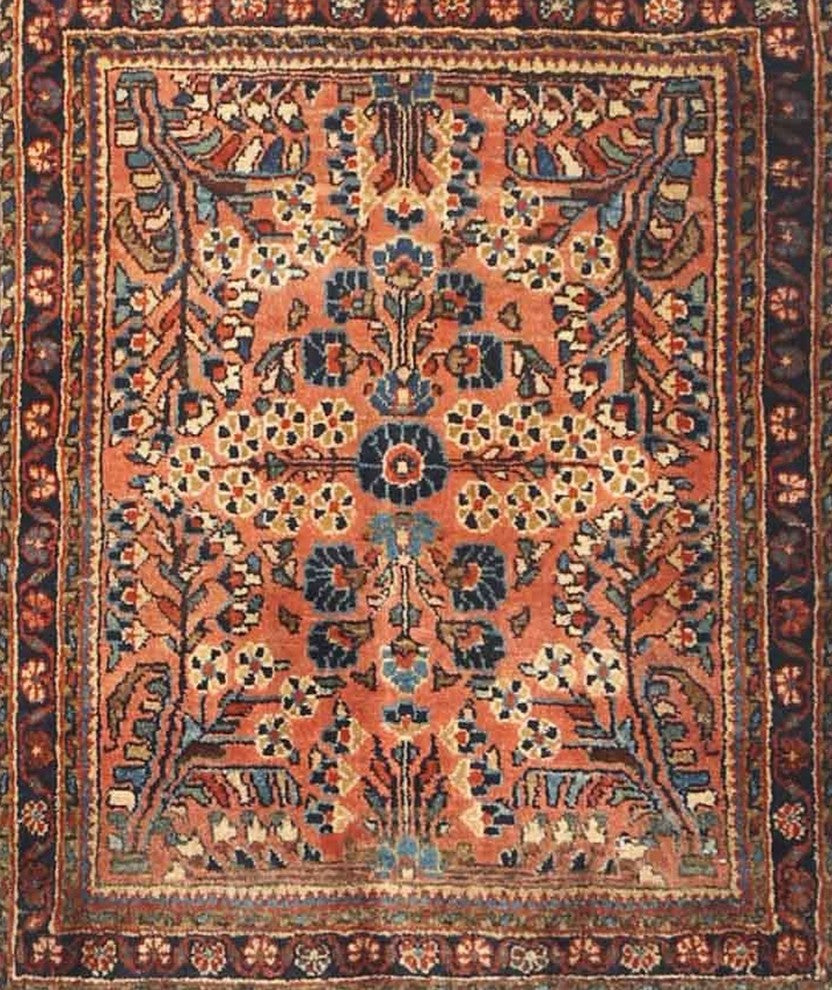 Traditional 4721 Area Rug, 2'0