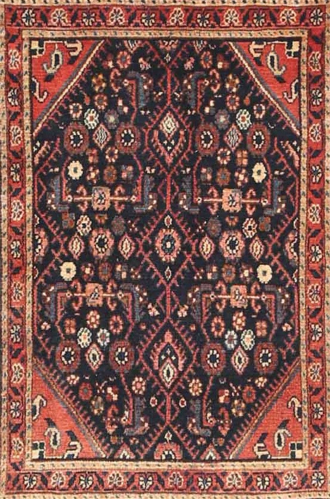 Traditional 4562 Area Rug, 2'0