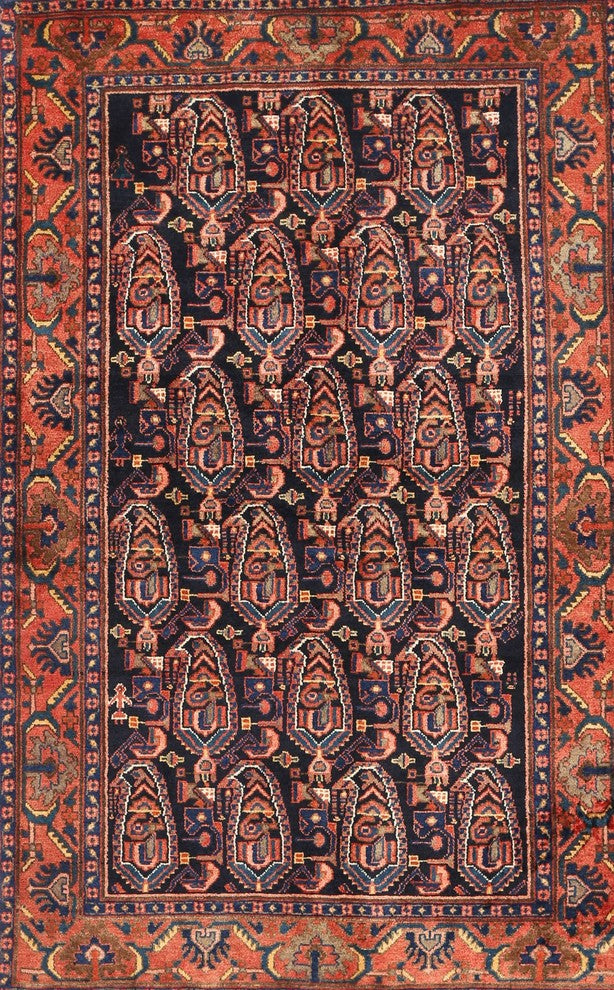 Traditional 551 Area Rug, 2'0