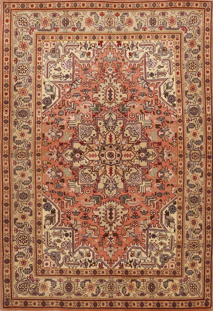 Traditional 947 Area Rug, 2'0