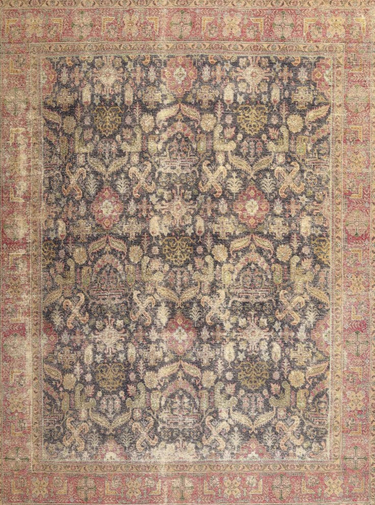 Traditional 4406 Area Rug, 2'0