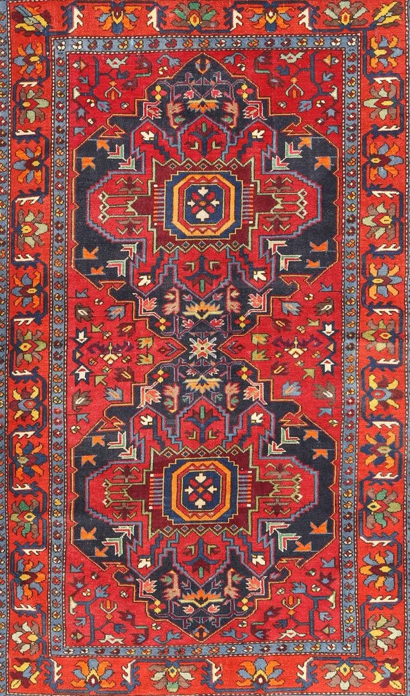 Traditional 4601 Area Rug, 2'0