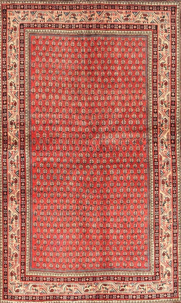 Traditional 4448 Area Rug, 2'0