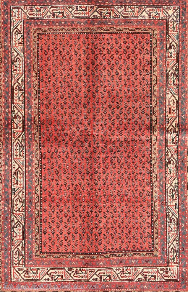 Traditional 4076 Area Rug, 2'0