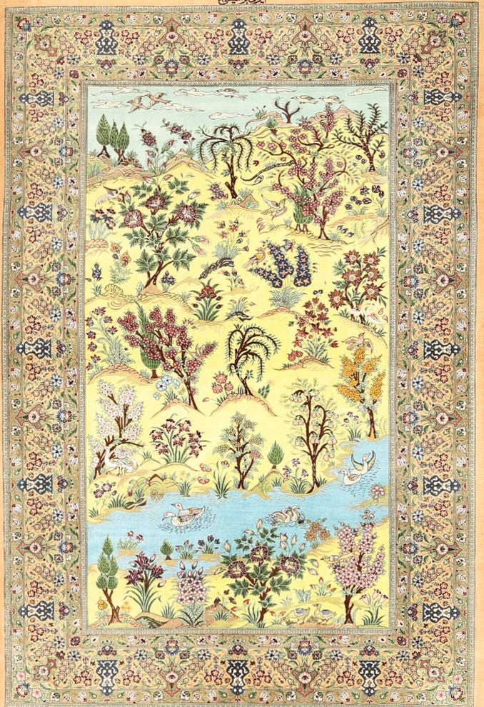 Traditional 4828 Area Rug, 2'0