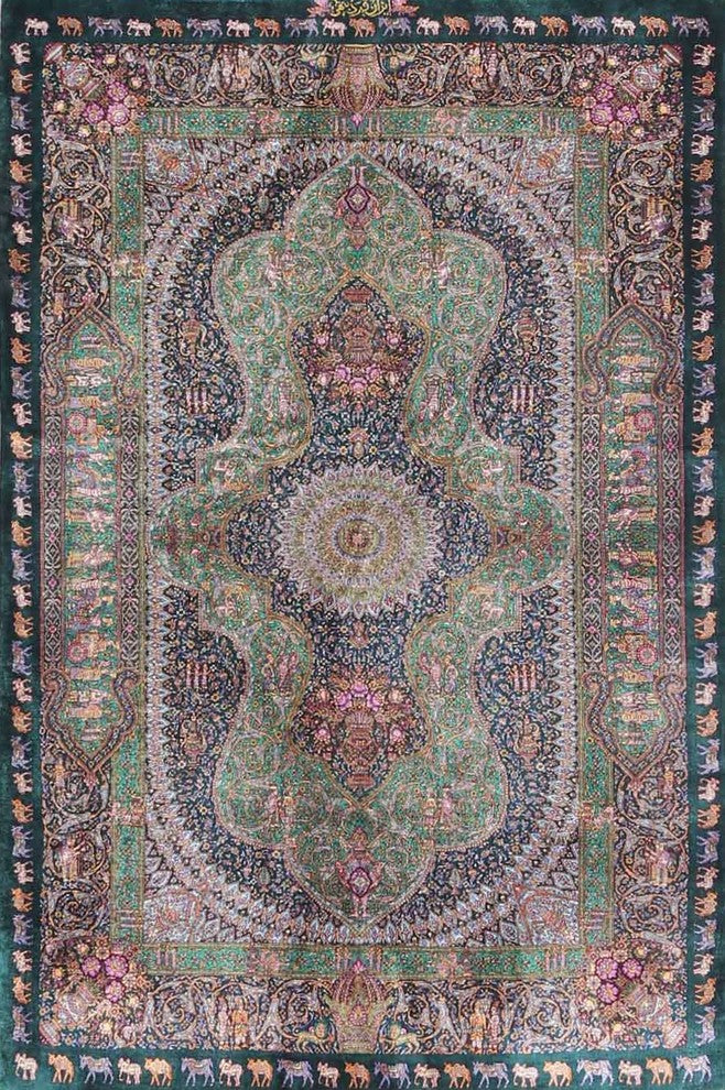 Traditional 4814 Area Rug, 2'0