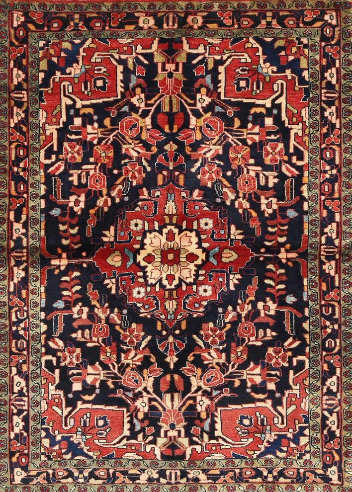 Traditional 432 Area Rug, 5'0