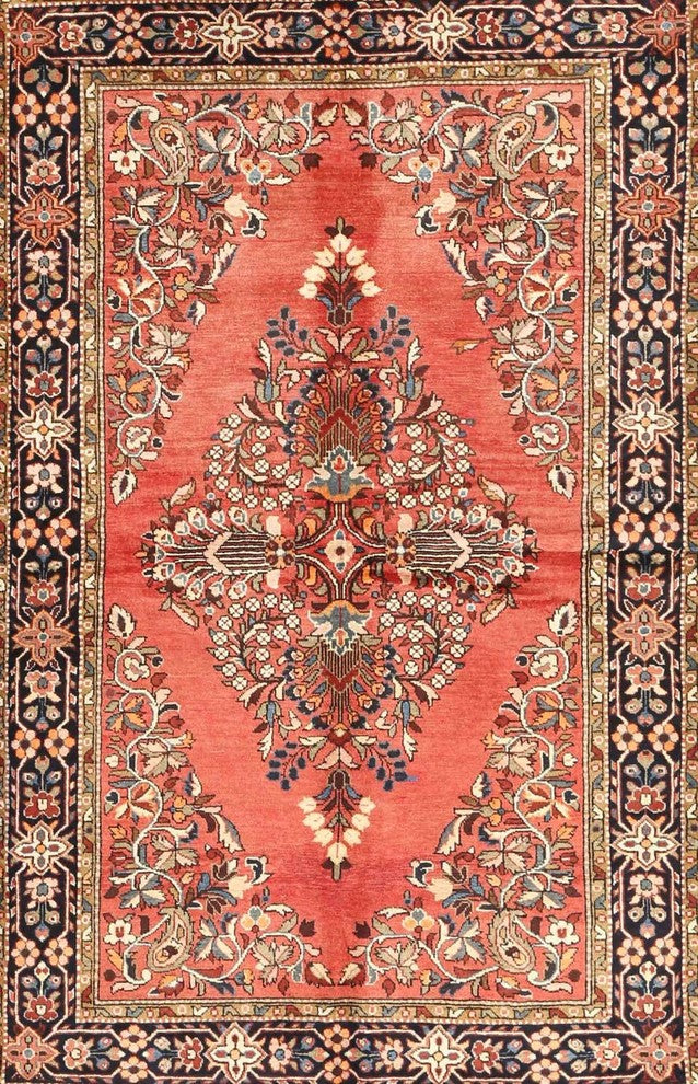 Traditional 4077 Area Rug, 2'0