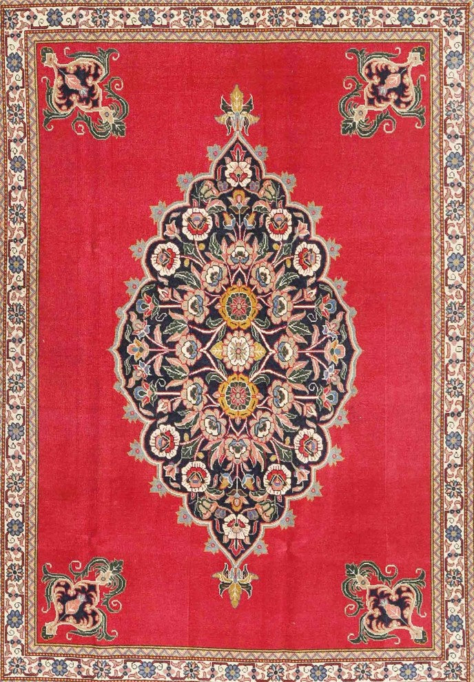 Traditional 4546 Area Rug, 2'0