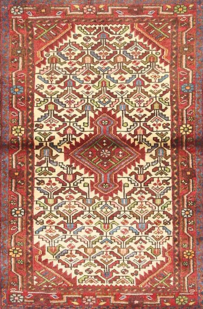 Traditional 4257 Area Rug, 2'0