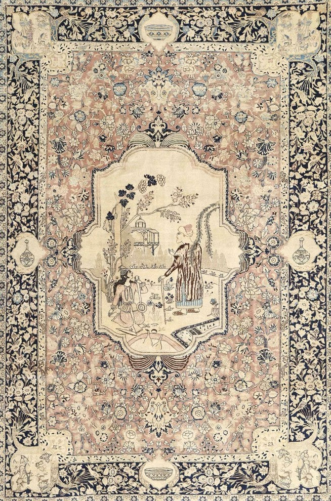 Traditional 4731 Area Rug, 2'0