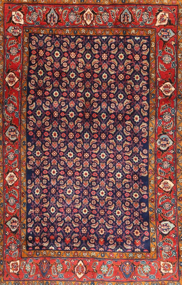 Traditional 4438 Area Rug, 2'0