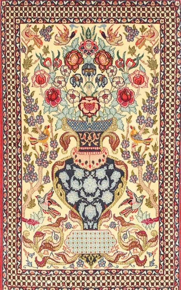Traditional 4819 Area Rug, 2'0