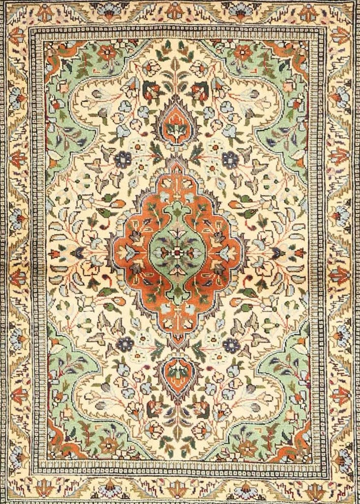Traditional 4371 Area Rug, 2'0