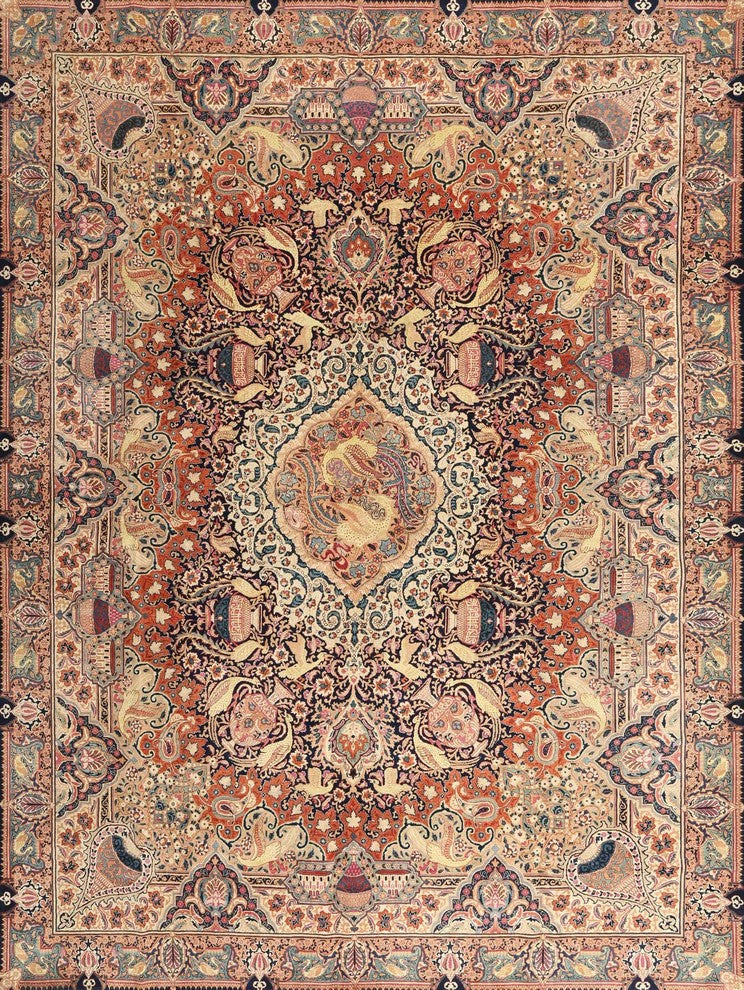 Traditional 4215 Area Rug, 2'0