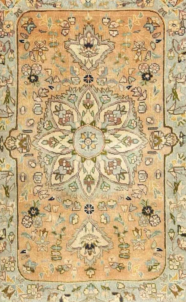 Traditional 4173 Area Rug, 2'0