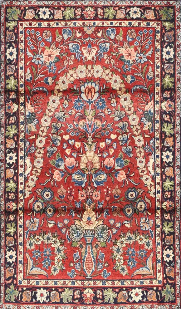 Traditional 4338 Area Rug, 2'0