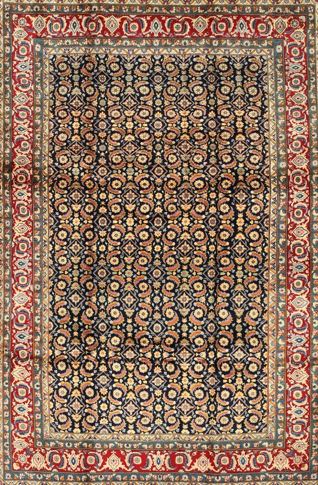 Traditional 428 Area Rug, 5'0