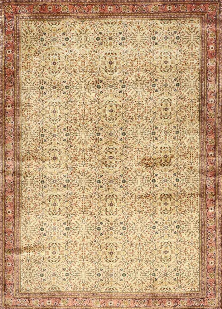 Traditional 4642 Area Rug, 2'0