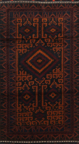 Traditional 3111 Area Rug, 2'0