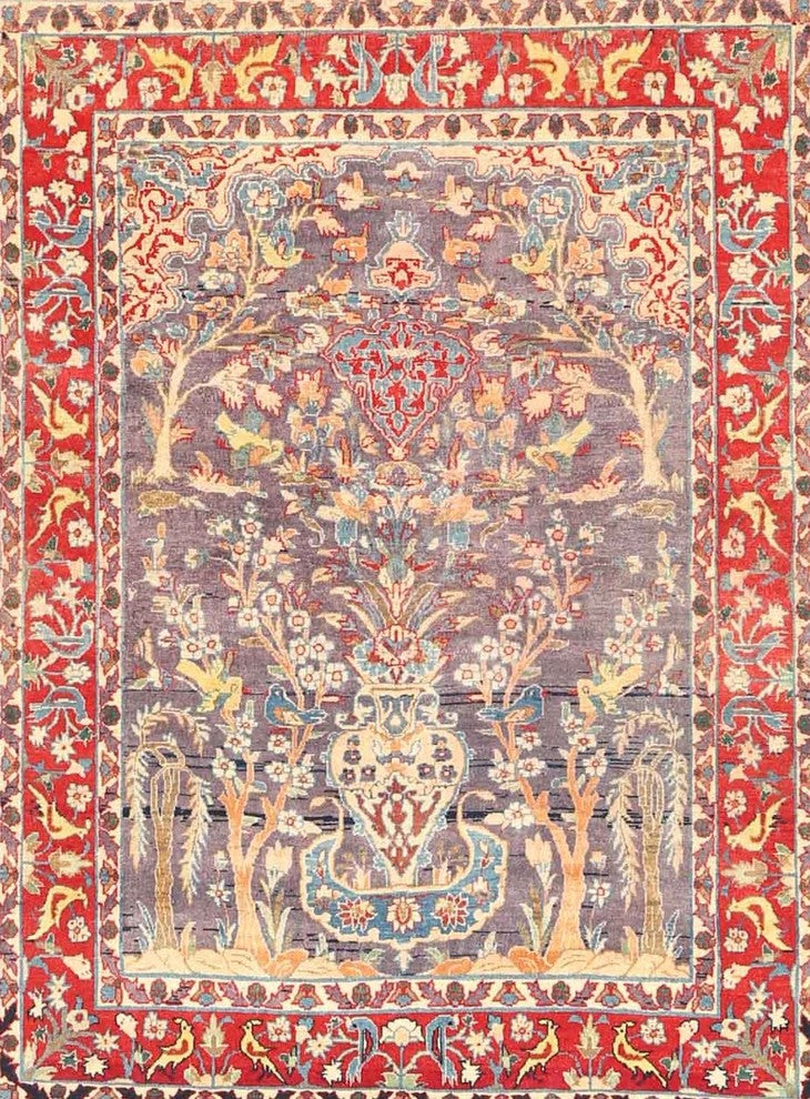 Traditional 4570 Area Rug, 2'0