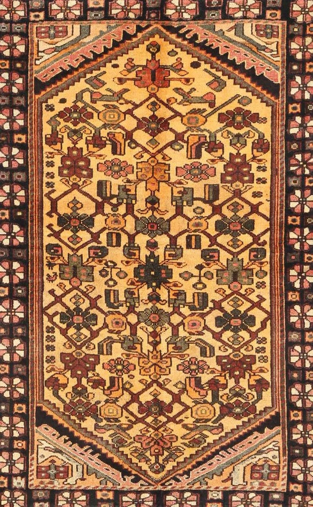 Traditional 4409 Area Rug, 2'0