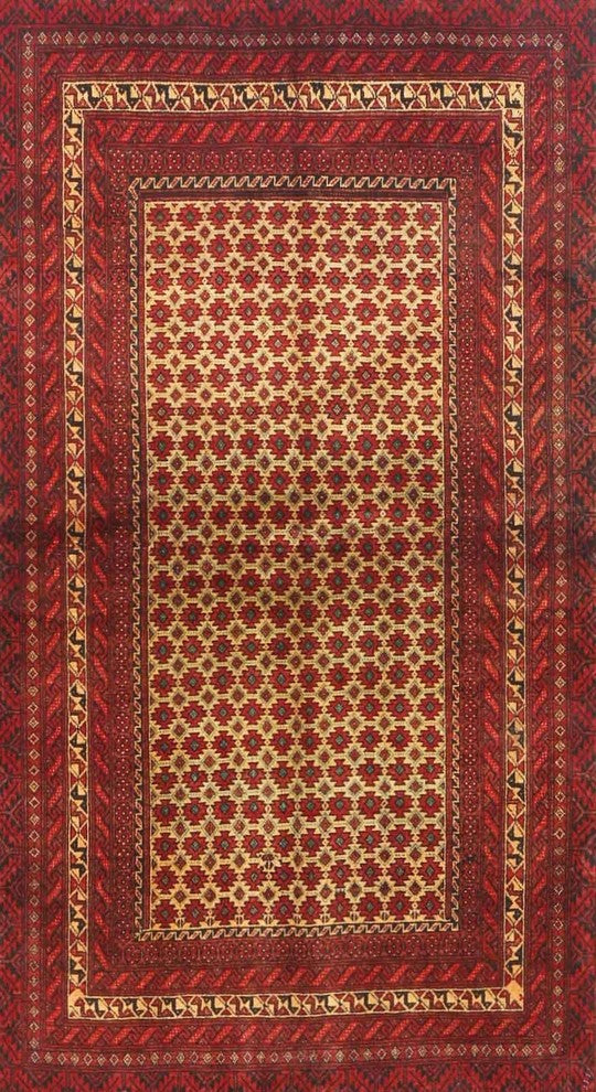 Traditional 4429 Area Rug, 2'0